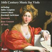 16th Century Music for Viols / Fretwork