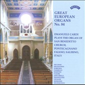 Great European Organs, No. 84