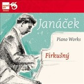 Jan&#225;cek: Piano Works / Rudolf Firkusny, piano