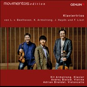 Beethoven, Armstrong, Haydn, Liszt: Piano Trios / Armstrong, Bielow, Brendel