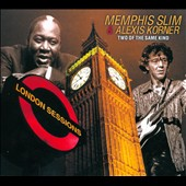 Alexis Korner/Memphis Slim: Two of the Same Kind [Digipak]