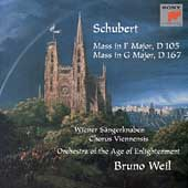 Schubert: Masses D 105 & 167 / Bruno Weil