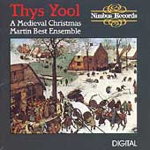 Thys Yool - A Medieval Christmas / Martin Best Ensemble