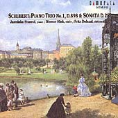 Schubert: Piano Trio D 898, etc / Stancul, Hink, Dolezal