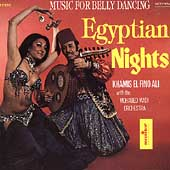 Khamis el Fino Ali: Egyptian Nights: Music for Belly Dancing *