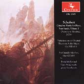 Schubert: Works for Piano 4 Hands Vol 2 /Muller, Steigerwalt