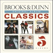 Brooks & Dunn: Original Album Classics #2 [5 CDS] [6/25] *