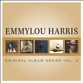 Emmylou Harris: Original Album Series, Vol. 2 [Slipcase]