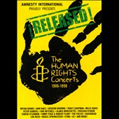 Various Artists: ¡Released! The Human Rights Concerts 1986-1998