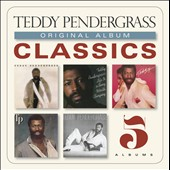 Teddy Pendergrass: Original Album Classics [Box]