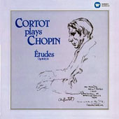 Cortot Plays Chopin: Études, Op. 10 & 25