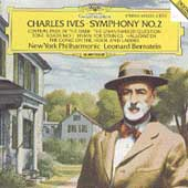 Ives: Symphony no 2, etc / Bernstein, New York PO