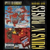 Guns N' Roses (Rock): Appetite for Democracy 3D: Live at the Hard Rock Casino Las Vegas [2CD/Blu-Ray/T-Shirt] [PA] *