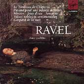 Ravel: Piano Works / Anne Queff&#233;lec