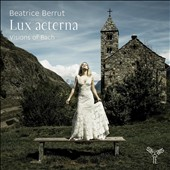 Lux Aeterna: Visions of Bach - Piano Transcriptions of Works by Bach & Escaich / Beatrice Berrut, piano