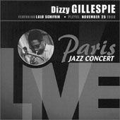 Dizzy Gillespie: Paris Jazz Concert 1960