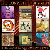 Buddy Rich: The  Complete Collection: The Classic Albums, 1946-1956 [Box]
