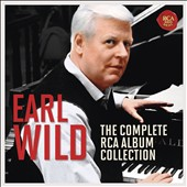 Earl Wild: The Complete RCA Album Collection - Complete RCA Victor & Columbia Masterworks recordings / Earl Wild, piano [5 CDs]