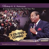 Bishop G.E. Patterson: The  Old Time Way [Box] *