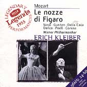 Mozart: Le nozze di Figaro / Erich Kleiber, Cesare Siepi, et al