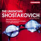 The Unknown Shostakovich / Polyansky, Ivashkin, et al
