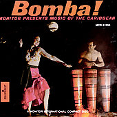 Various Artists: Bomba! Monitor Presents Music of the Caribbean
