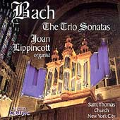 Bach: The Trio Sonatas / Joan Lippincott