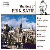 The Best of Erik Satie / Körmendi, Kaltenbach, Nancy SO
