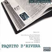 Paquito d'Rivera: The Clarinetist, Vol. 1