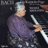 Bach: Art of the Fugue / Tatiana Nikolayeva