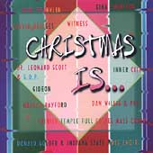 Various Artists: Christmas Is...