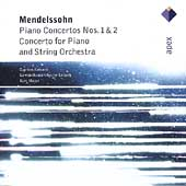 Mendelssohn: Piano Concertos / Katsaris, Masur, et al