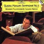 Mahler: Symphonie no 5 / Abbado, Berliner Philharmoniker