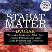 Dvor&#225;k: Stabat Mater / Smet&#225;cek, Woytowicz, Soukupov&#225;, Borg