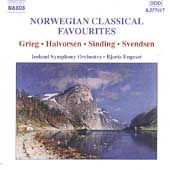 Norwegian Classical Favourites - Grieg, Halvorsen, et al