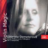 Violin Magic / Gabriela Demeterov