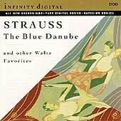 Strauss: The Blue Danube and other Waltz Favorites
