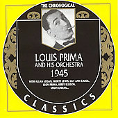Louis Prima & His Orchestra: 1945