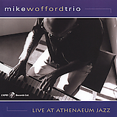 Mike Wofford Trio: Live at Athenaeum Jazz *