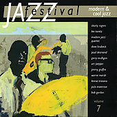 Various Artists: Jazz Festival, Vol. 7: Modern & Cool Jazz