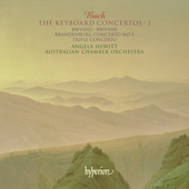 Bach: The Keyboard Concertos 1 / Hewitt, Tognetti, et al