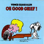 Vince Guaraldi: Oh, Good Grief!