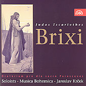 Brixi: Judas Iscariothes / Krcek, Musica Bohemica, et al