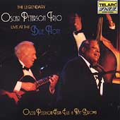 Oscar Peterson: The Legendary Oscar Peterson Trio Live at the Blue Note