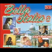 Various Artists: Bella Italia, Vol. 2 [B.R. Music] [Box]