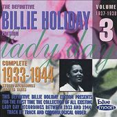 Billie Holiday: The Complete 1933-1944 Studio Recordings Master Takes, Vol. 3: 1937-1938