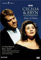 Cecilia & Bryn at Glyndebourne: Arias & Duets [DVD]
