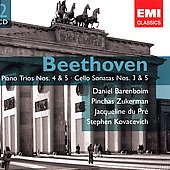 Gemini -Beethoven: Piano Trios, etc / du Pr&#233;, et al