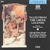Benjamin Soames: Tales from the Greek Legends