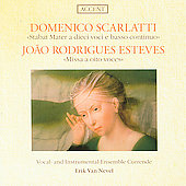 Scarlatti: Stabat Mater;  Esteves: Missa / Van Nevel